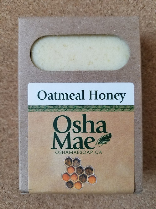 Oatmeal Honey (Unscented)