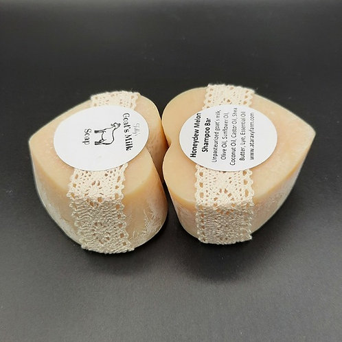 Honeydew Melon Shampoo Bar