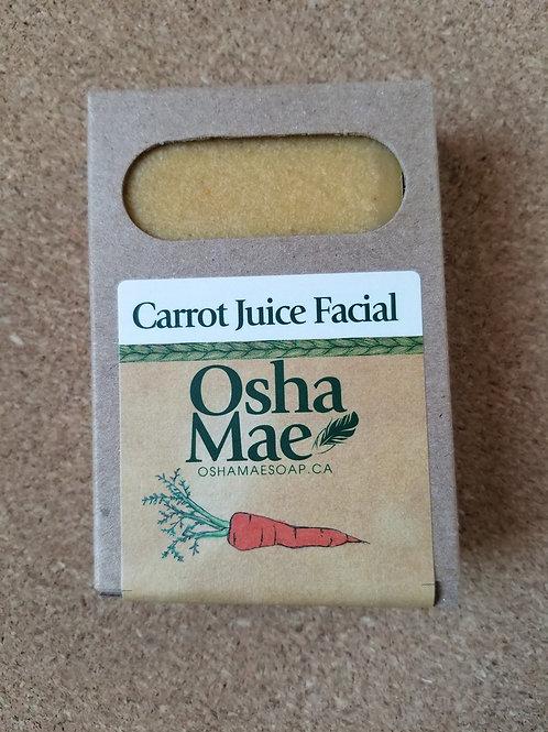 Carrot Juice Facial