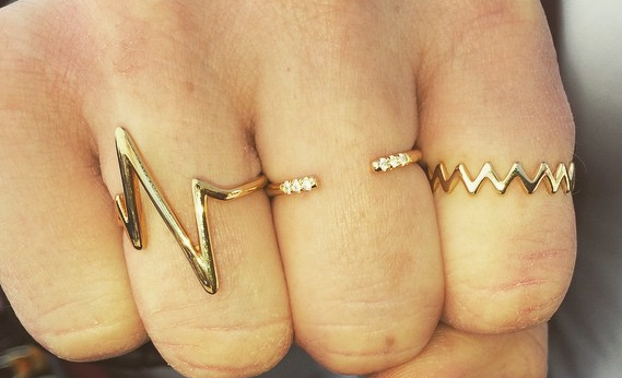 Amp Up your Ring Stack