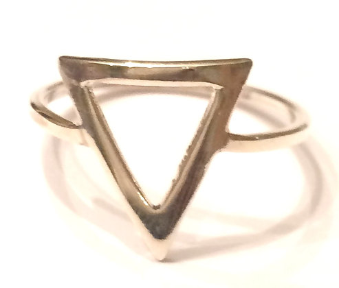 Triangle top ring