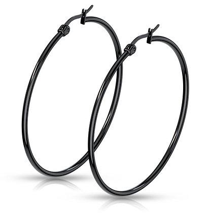 Black hoops