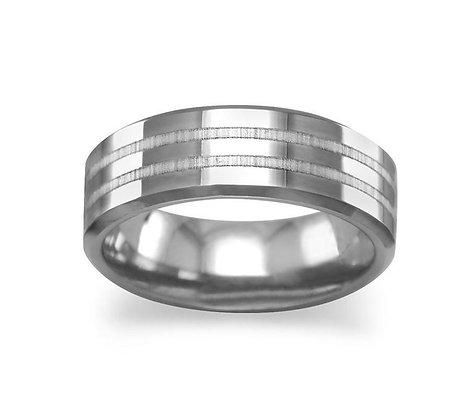 Tungsten line ring