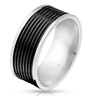 Multi lines center ring
