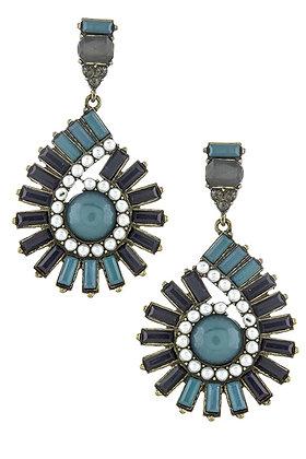 Amazing statement earrings