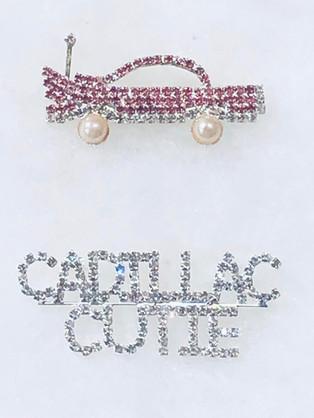 Cadillac Car pin
