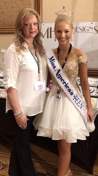 Miss America Outstanding Teen 2018