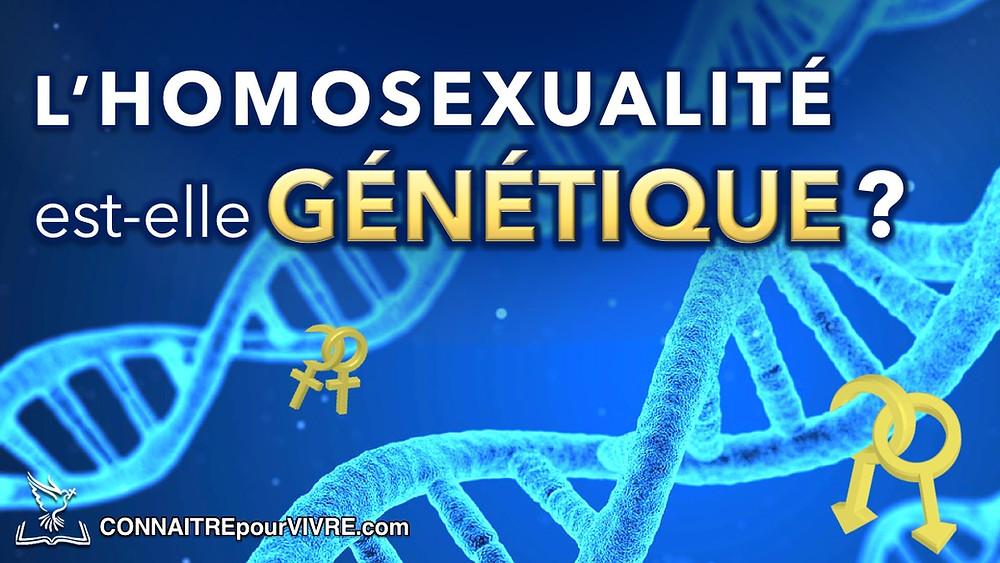 symboles de l'homosexualité et les gènes