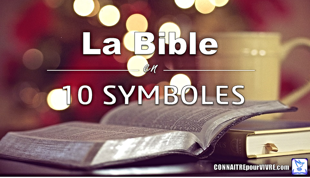 symboles bibliques versets