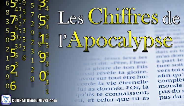 versets bibliques apocalypse