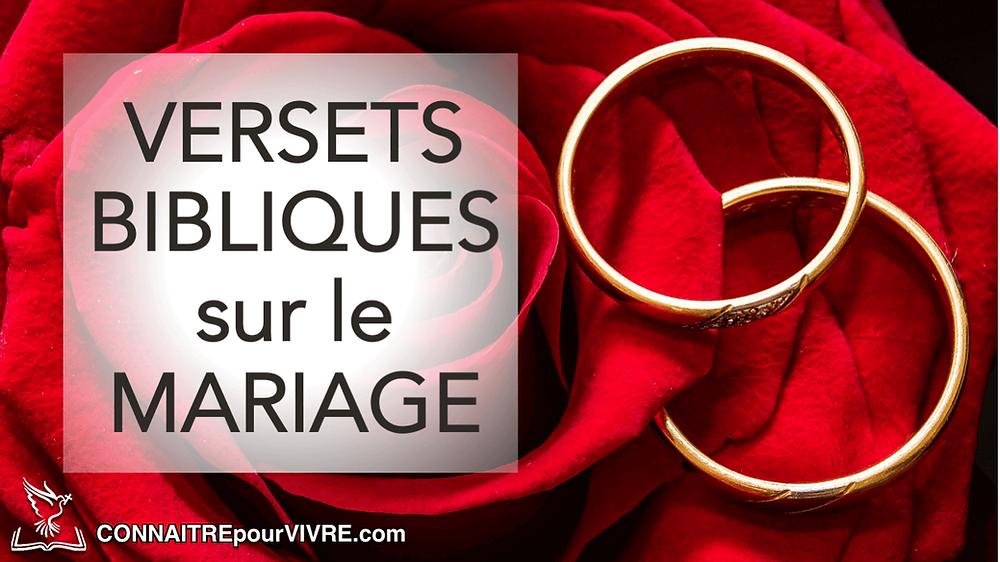 bagues de mariage rose rouge versets bibliques