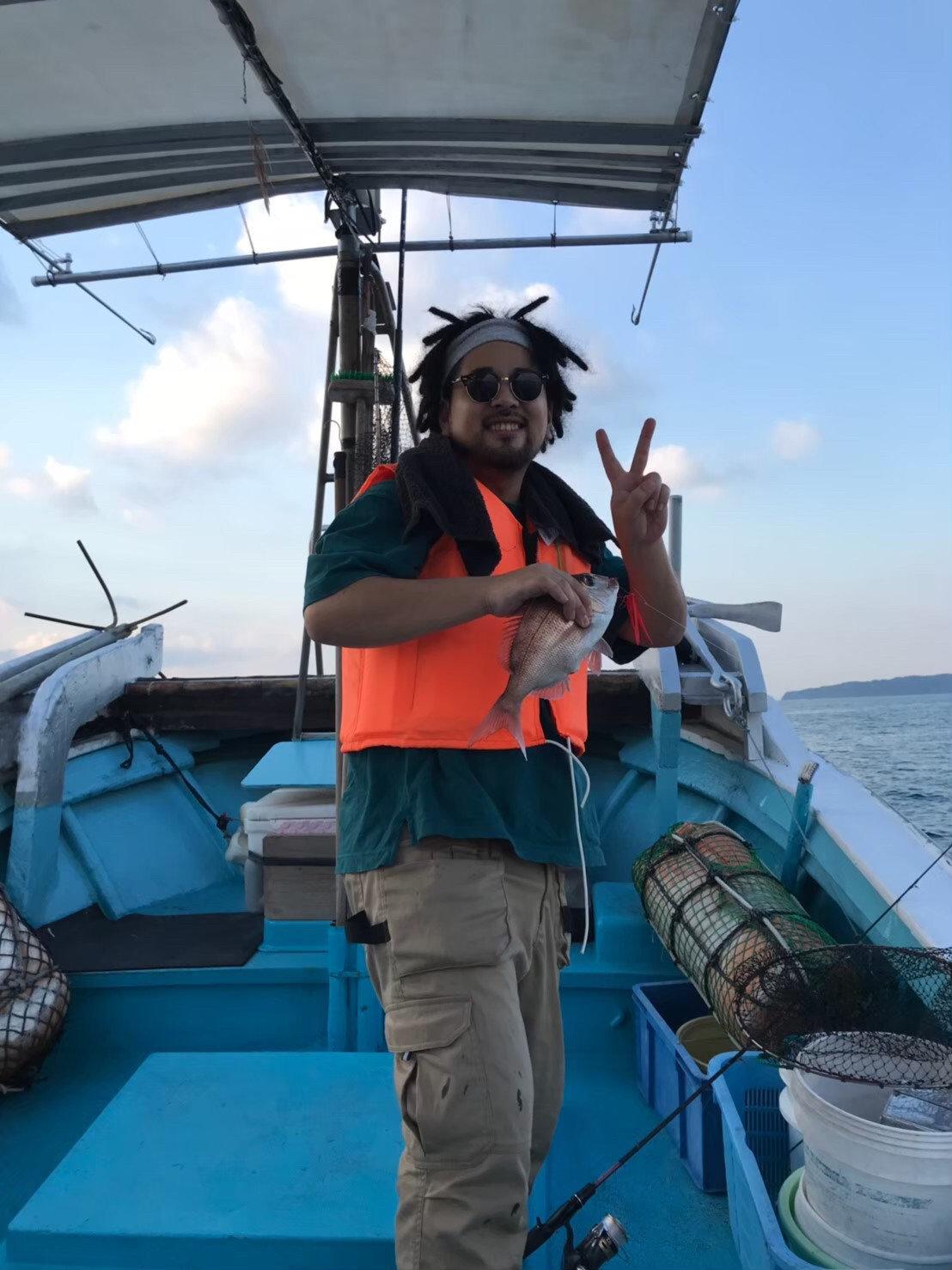 タイラバ釣り体験【3時間】