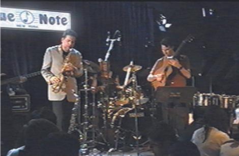 Leo Gandelman - Blue Note NYC