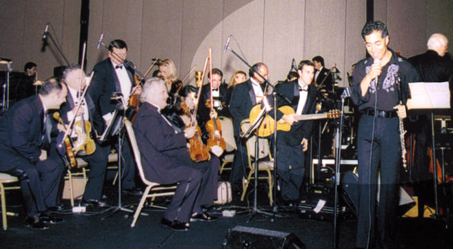 Nestor Torres - Philharmonic Orchestra