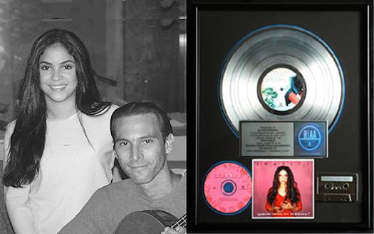 Shakira - Platinum Record