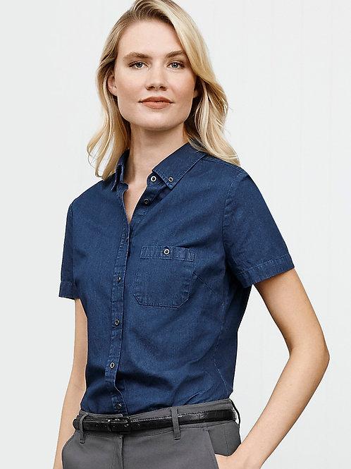 BC Indie Ladies Short Sleeve Shirt