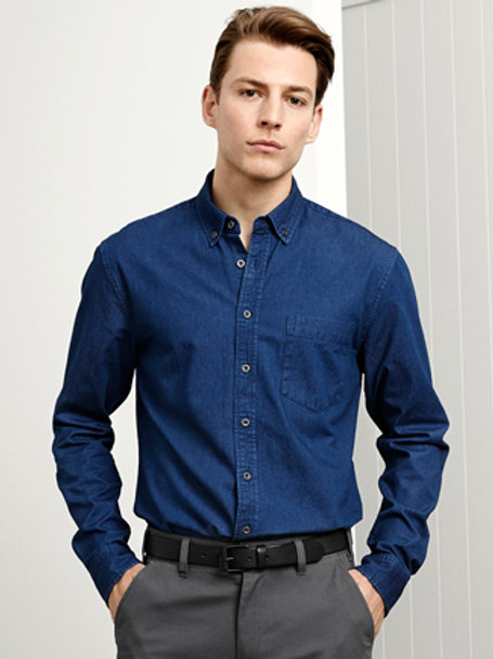 BC INDIE MENS LONG SLEEVE SHIRT