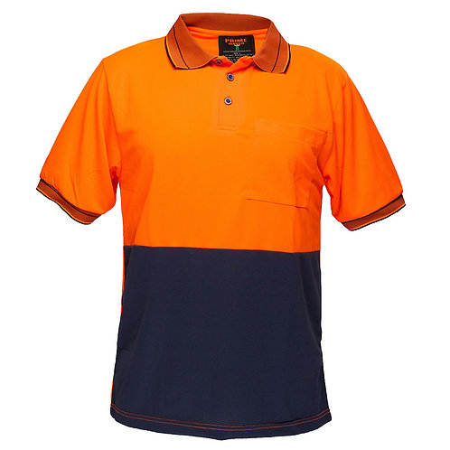 PW Short Sleeve Cotton Comfort Polo