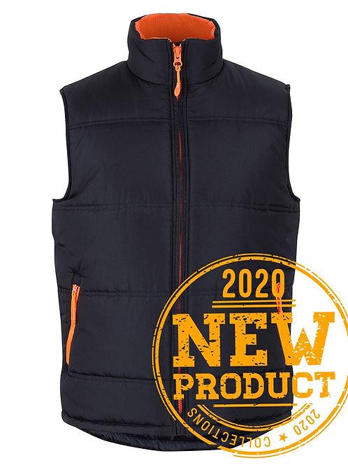 JBs Unisex Puffer Contrast Vest