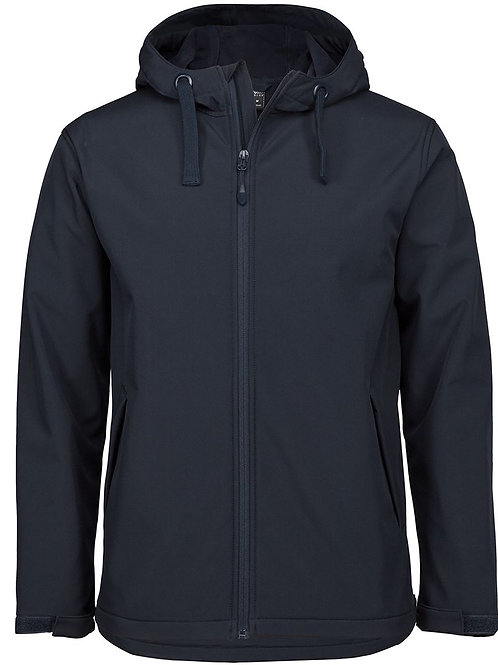 JBs Podium Water Resistant Hooded Softshell Jacket