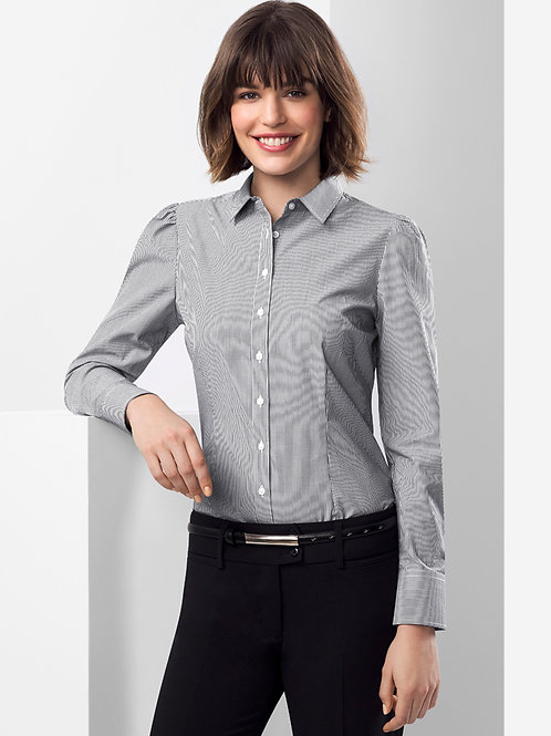 BC Ladies Euro Long Sleeve Shirt