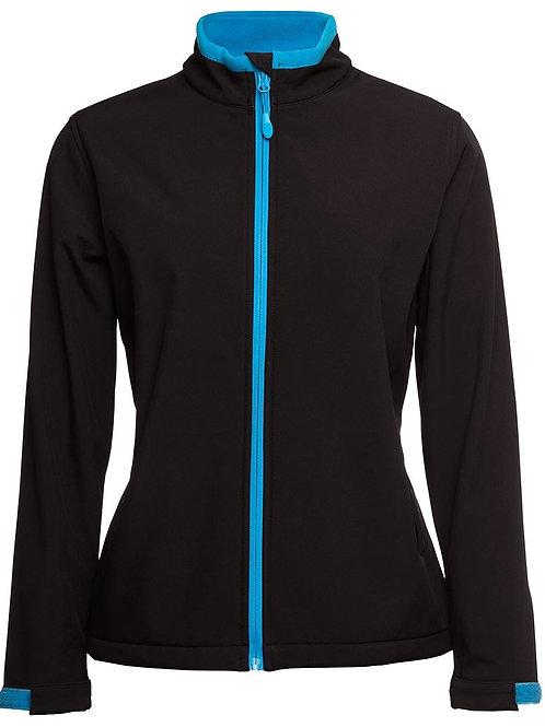 JBs Podium Ladies Water Resistant Softshell Jacket