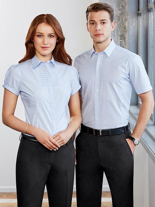 BC Mens Berlin Short Sleeve Shirt