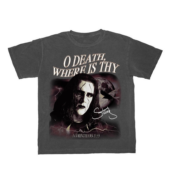 Where Is Thy Sting Tee