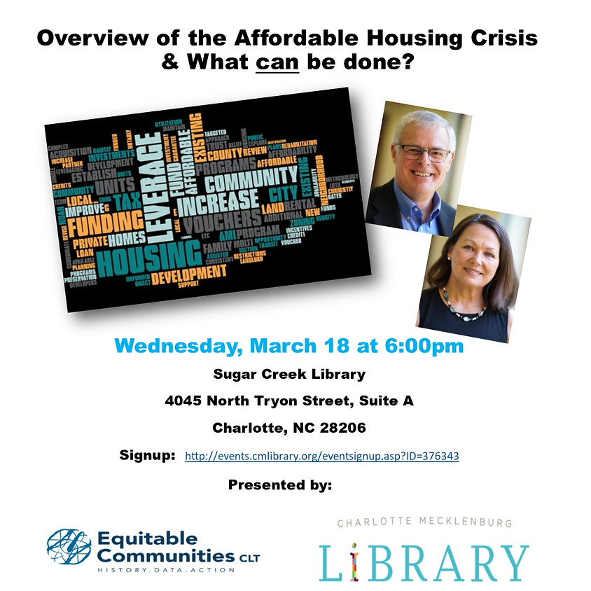 Overview of Affordable Housing