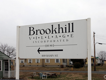 Brookhill Village – An Alternative Perspective (by P. Kelly)