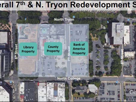 7th & Tryon Development Update