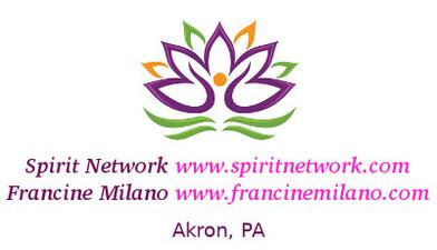 spiritnetworkCHIsponsorAD - Francine Mil