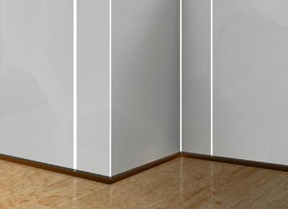 Profesionální design snadný pro instalaci a údržbu. Široké dekorativný využití ve stěnách a stropech.