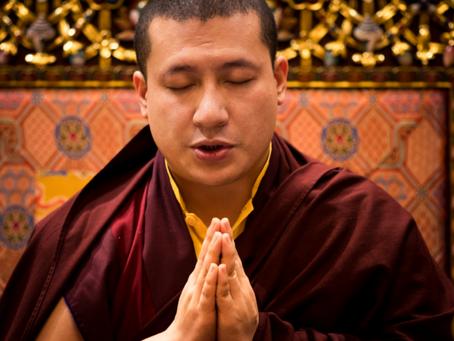 Přednáška 17. Karmapy Trinle Thaje Dordžeho v Singapuru 3.10.2017