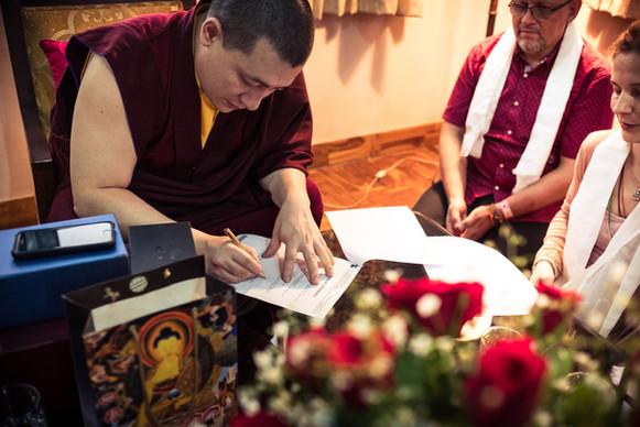 HH 17. Gyalwa Karmapa
