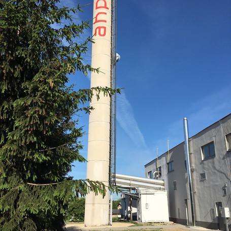 Modernizace a rekonstrukce kotelny ve Šternberku