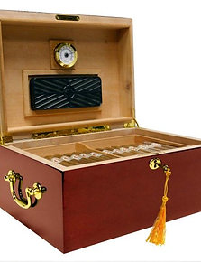 DEAUVILLE 100 CT CIGAR CAPACITY