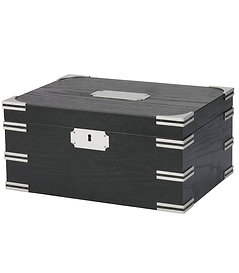 IRONSIDE HUMIDOR 25-50 CT CIGAR CAPACITY
