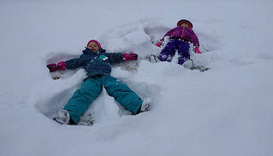 Outside Play Snow