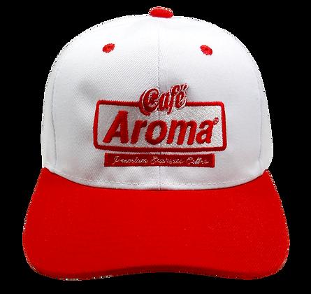 Cafe Aroma Baseball Cap