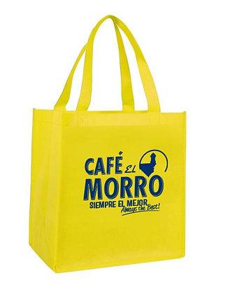 Café El Morro Tote Bags