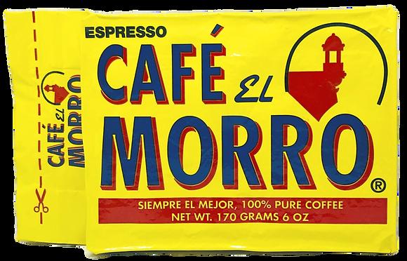Café El Morro 6 oz.