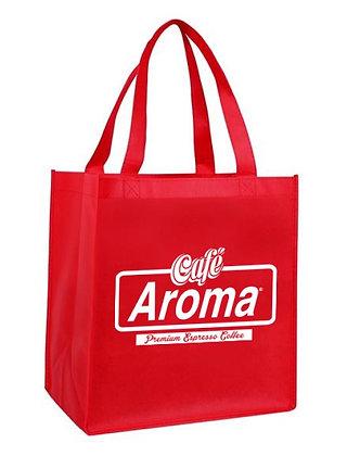 Café Aroma Shopping Tote