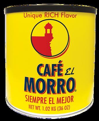 Cafe El Morro 36 oz.