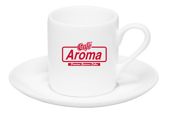Espresso Cup + Saucer