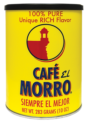 Café El Morro 10 oz Can