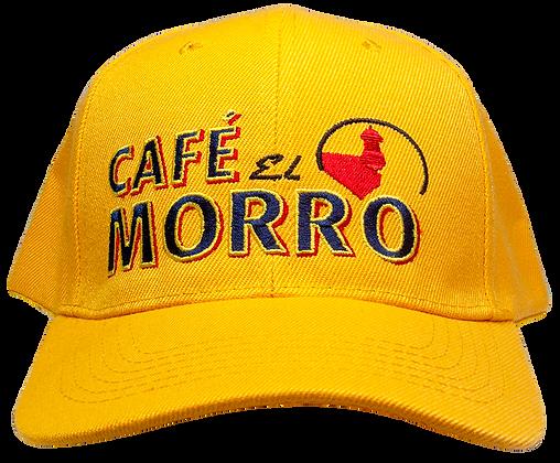 Café El Morro Baseball Cap
