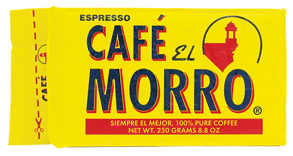 Cafe El Morro 8.8 oz