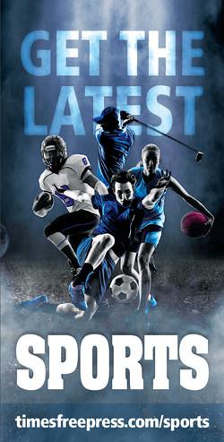 Times Free Press Sports Ad