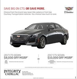 Integrity Magazine Ad